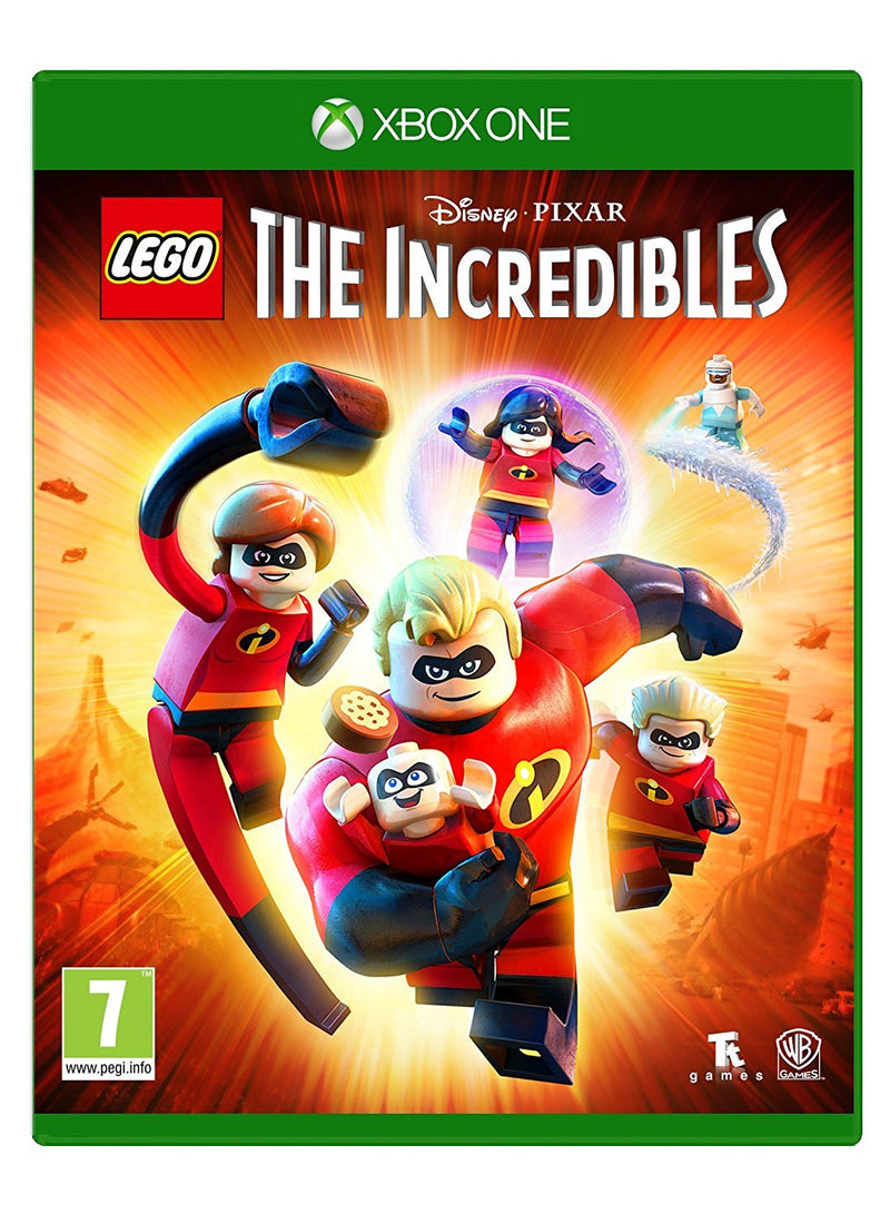 Shamy Stores LEGO The Incredibles (Xbox One) XBOX ONE Warner Bros. Warner Bros. egypt