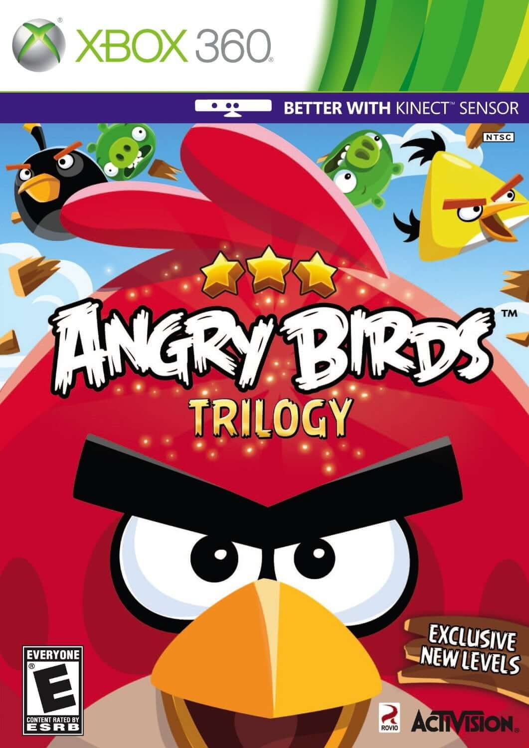 Buy Angry birds(PS4) a XBOX 360 Game from ShamyStores - Shamy Stores