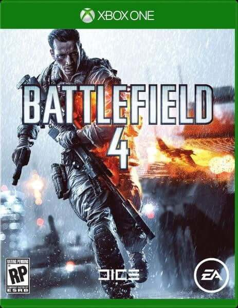 Buy battlefield 4 (XBOX ONE) a XBOX ONE from ShamyStores