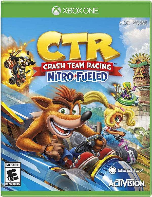 Crash Team Racing (Xbox One)