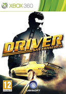 Buy Driver San Francisco (XBOX 360) XBOX 360 Game in Egypt - Shamy Stores