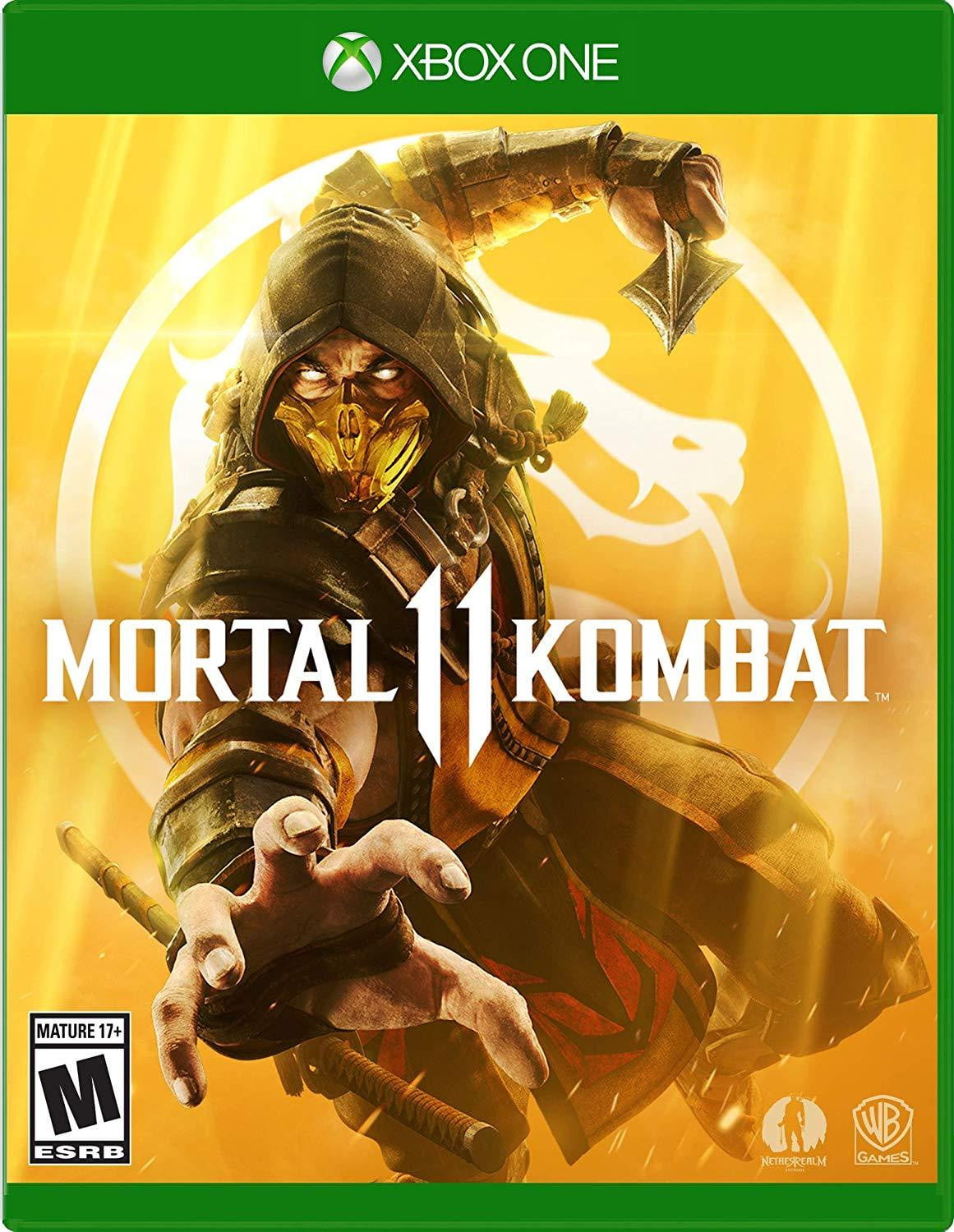 Buy Mortal Kombat 11 (XBOX ONE) XBOX ONE in Egypt - Shamy Stores