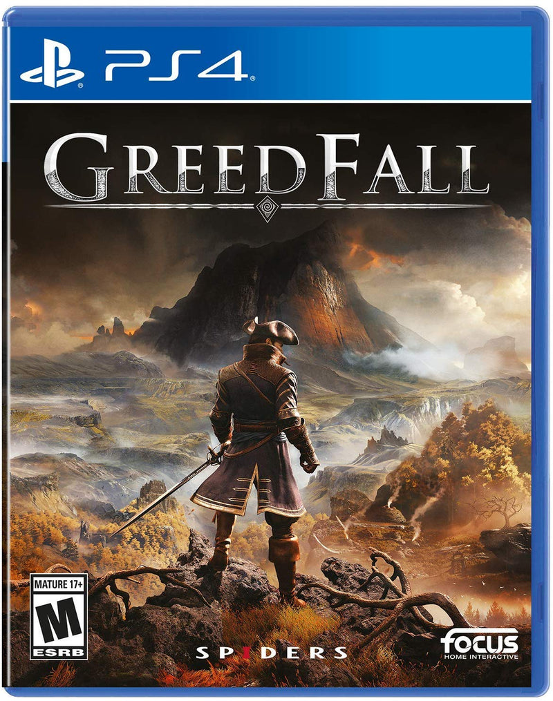 Shamy Stores Greedfall (PS4) PS4 Game Maximum Games Maximum Games egypt