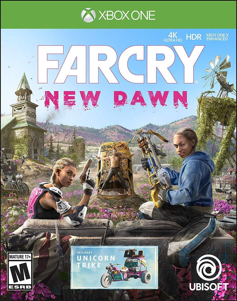 Shamy Stores Far Cry New Dawn (XBOX ONE) XBOX ONE Ubisoft Ubisoft egypt