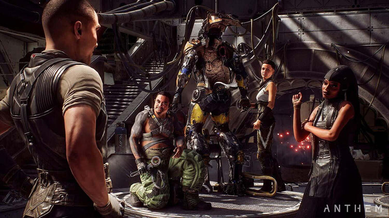 Buy Anthem (XBOX ONE) a XBOX ONE from Electronic Arts - Shamy Stores