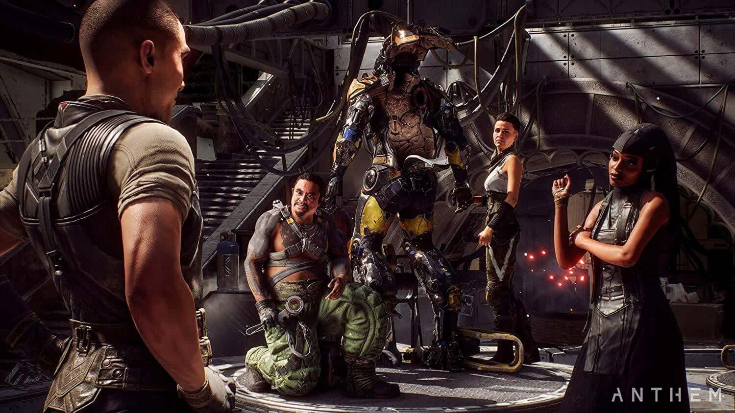Buy Anthem (PS4) a PS4 Game from Electronic Arts - Shamy Stores