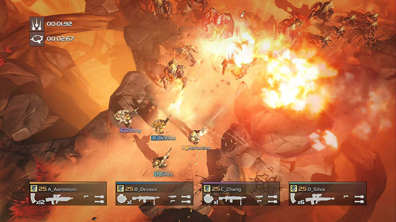 Helldivers Super Earth Edition (PS4) Used