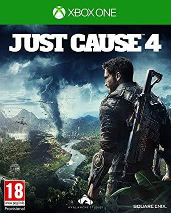 Shamy Stores Just Cause 4 (XBOX ONE) XBOX ONE Square Enix Square Enix egypt