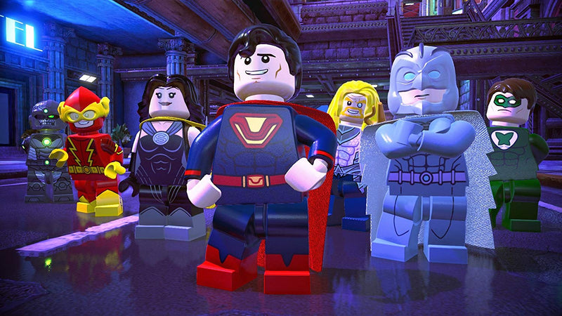LEGO DC Super-Villains Deluxe Edition (PS4)