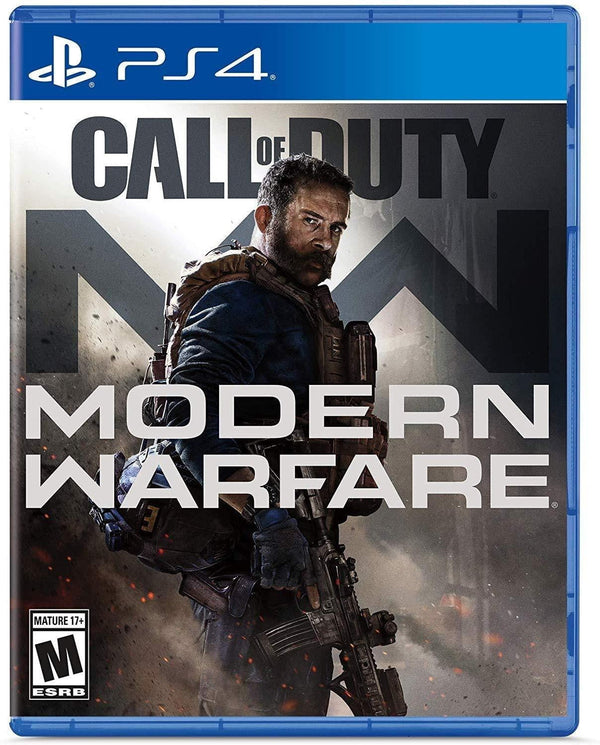 Call of Duty Modern Warfare EN (PS4)
