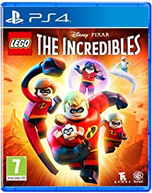 Shamy Stores LEGO The Incredibles (PS4) Used PS4 Game Warner Bros. Warner Bros. egypt