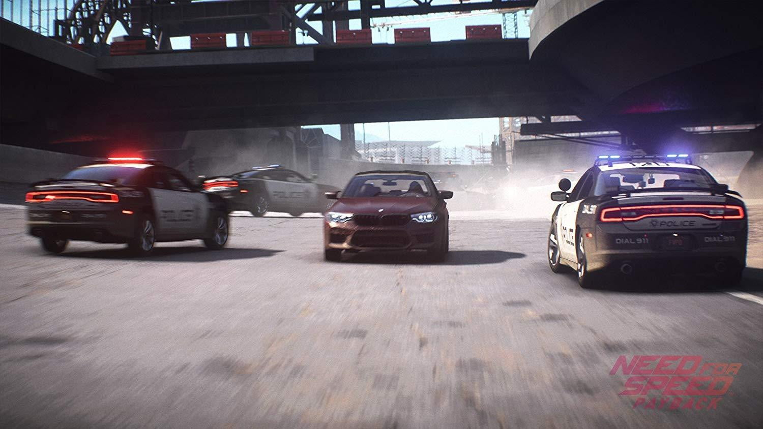 Buy NFS Payback (XBOX ONE) XBOX ONE in Egypt - Shamy Stores