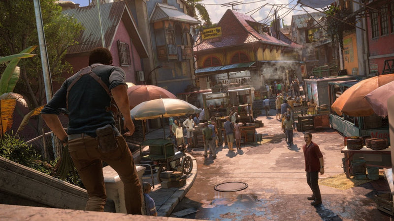 Buy Uncharted 4: A Thief's End R2 (PS4) a PS4 Game from ShamyStores - Shamy Stores