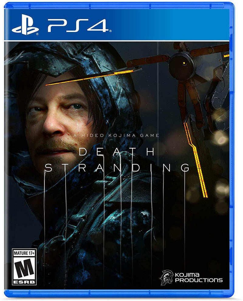 Shamy Stores Death Stranding (PS4) Used PS4 Game Kojima Productions Kojima Productions egypt