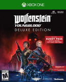 Shamy Stores Wolfenstien Young Blood - Deluxe Edition (Xbox One) XBOX ONE Bethesda Bethesda egypt