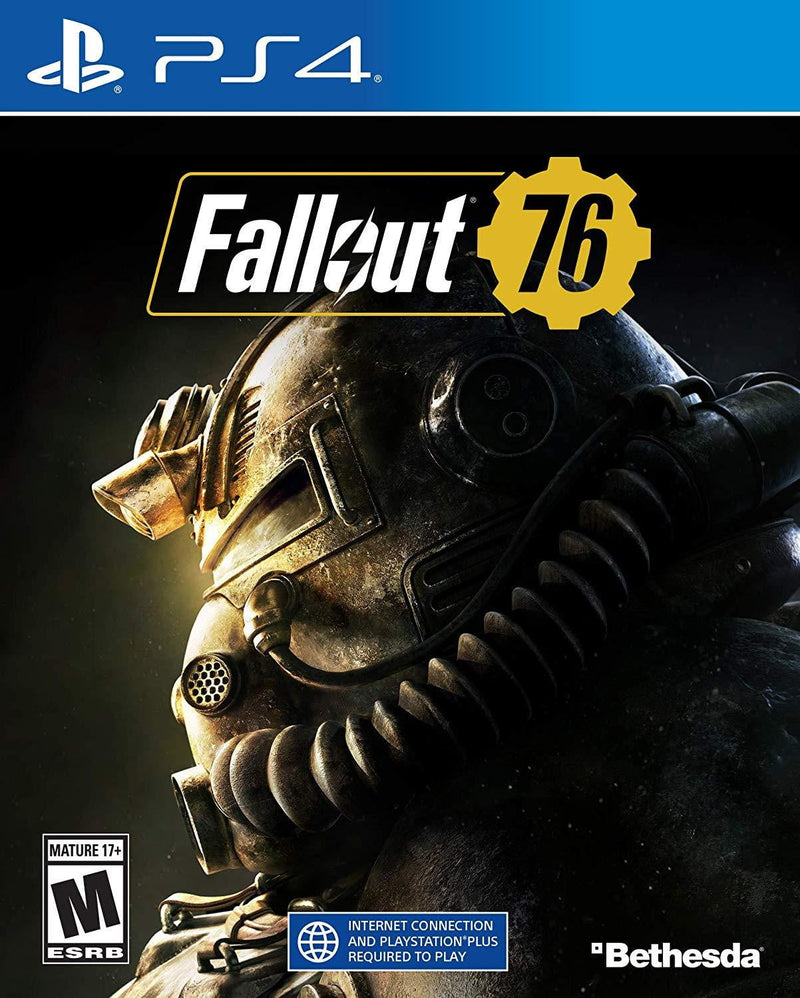 Shamy Stores Fallout 76 (PS4) PS4 Game Bethesda Bethesda egypt