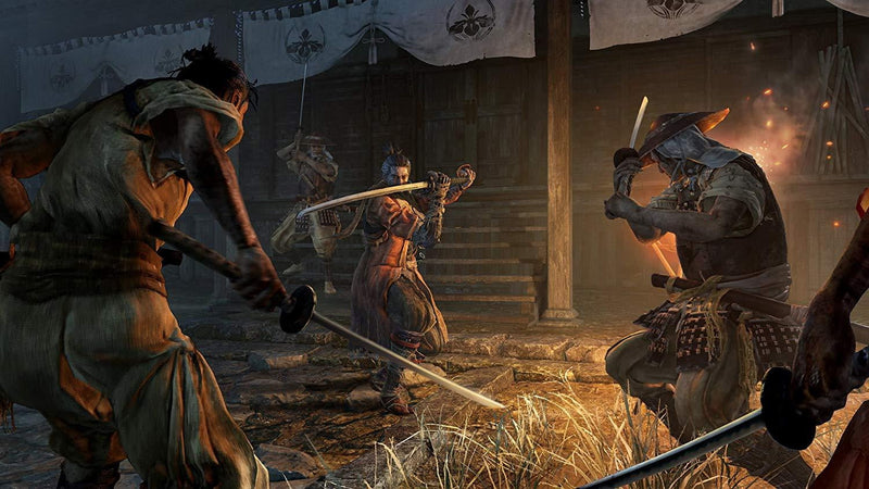 Buy Sekiro Shadows Die Twice (PS4) PS4 Game in Egypt - Shamy Stores