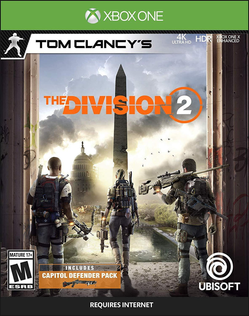 Shamy Stores Tom Clancy's The Division 2 (XBOX ONE) XBOX ONE Ubisoft Ubisoft egypt