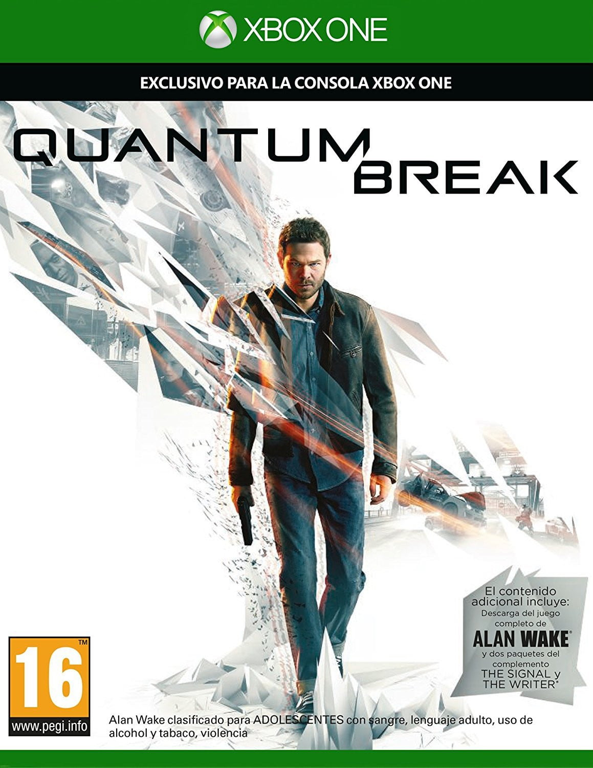 Buy quantum break (XBOX ONE) XBOX ONE in Egypt - Shamy Stores