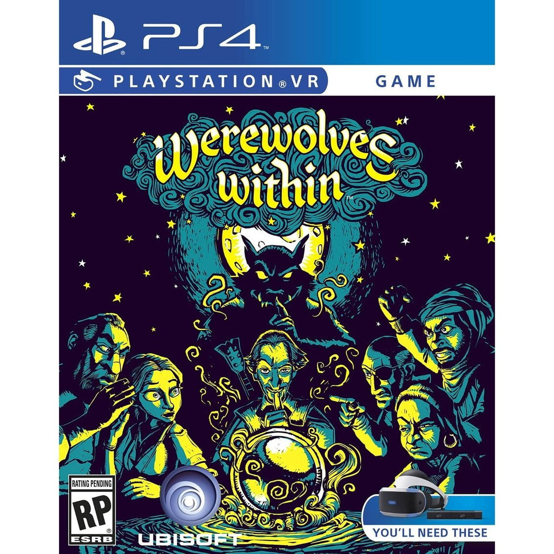 Werewolves within VR - ShamyStores