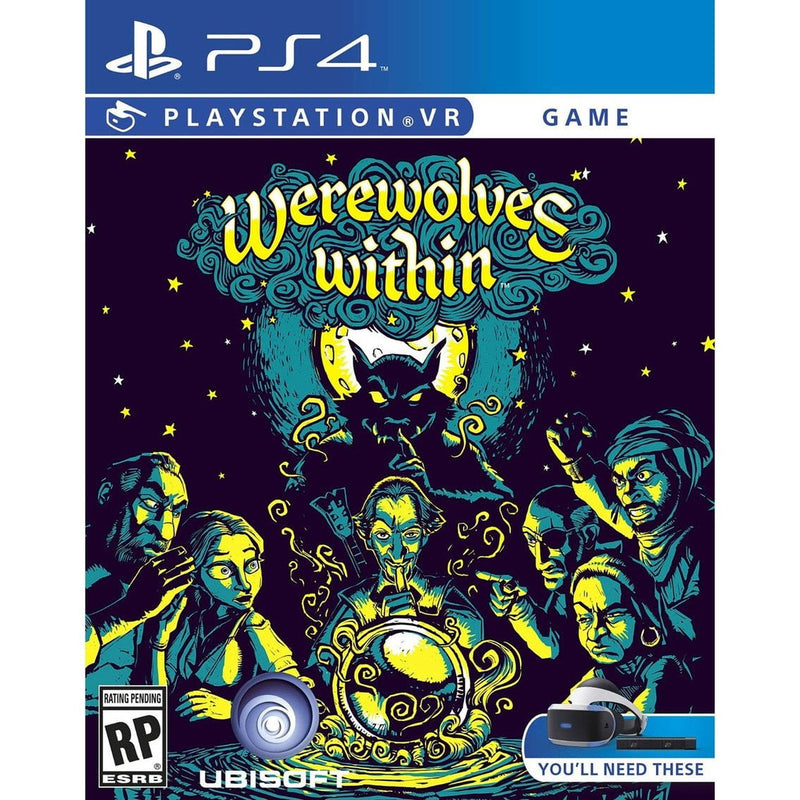 Buy Werewolves Within VR (PS4) a PS4 Game from Ubisoft - Shamy Stores