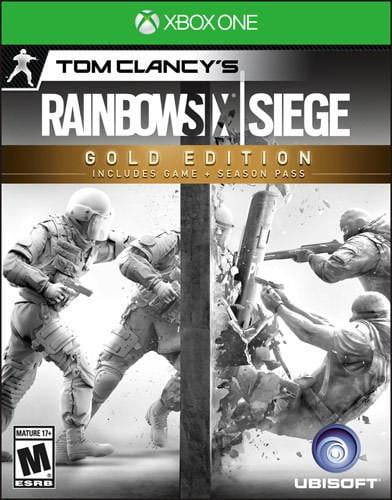 Shamy Stores Tom Clancy's Rainbow Six Siege gold XBOX ONE Ubisoft Ubisoft egypt