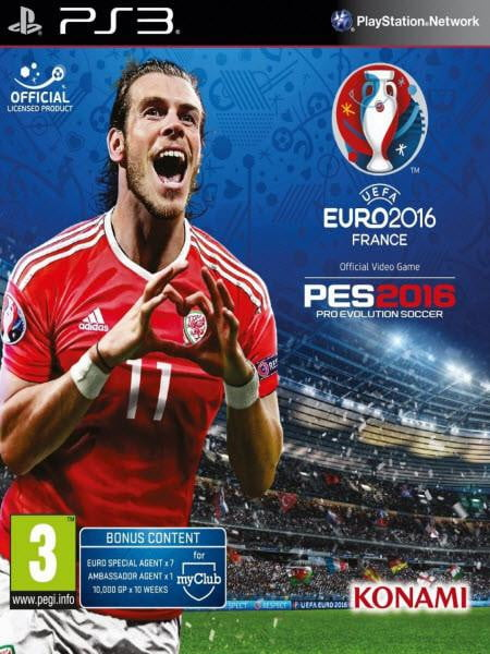 Shamy Stores UEFA Euro 2016 (PS3) PS3 Game Electronic Arts Electronic Arts egypt