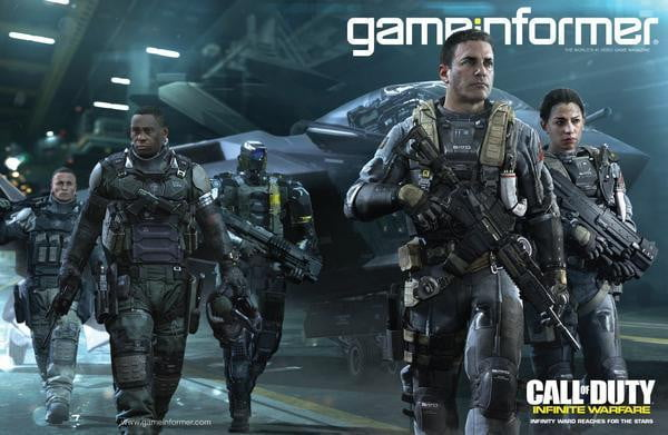 Buy Call of Duty Infinite Warfare (XBOX ONE) XBOX ONE in Egypt - Shamy Stores