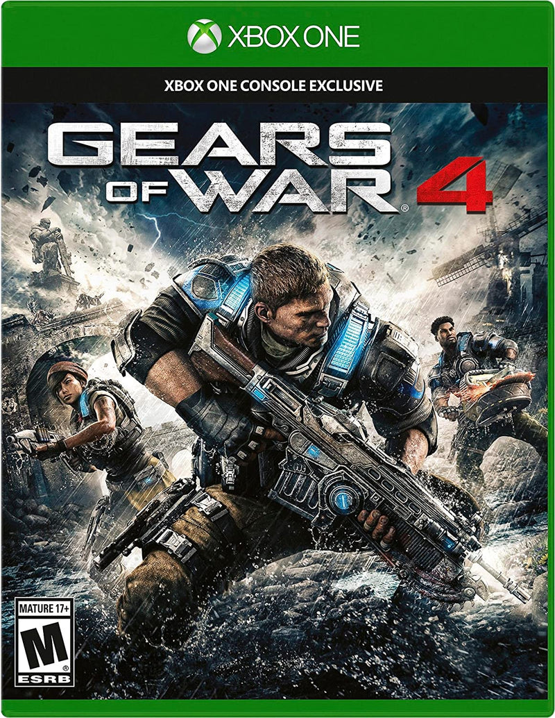 Gears of War 4 (Xbox One) Used