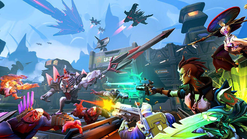 Battleborn (PS4) Used