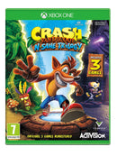 Shamy Stores Crash Bandicoot N. Sane Trilogy (Xbox One) XBOX ONE Naughty Dog Naughty Dog egypt