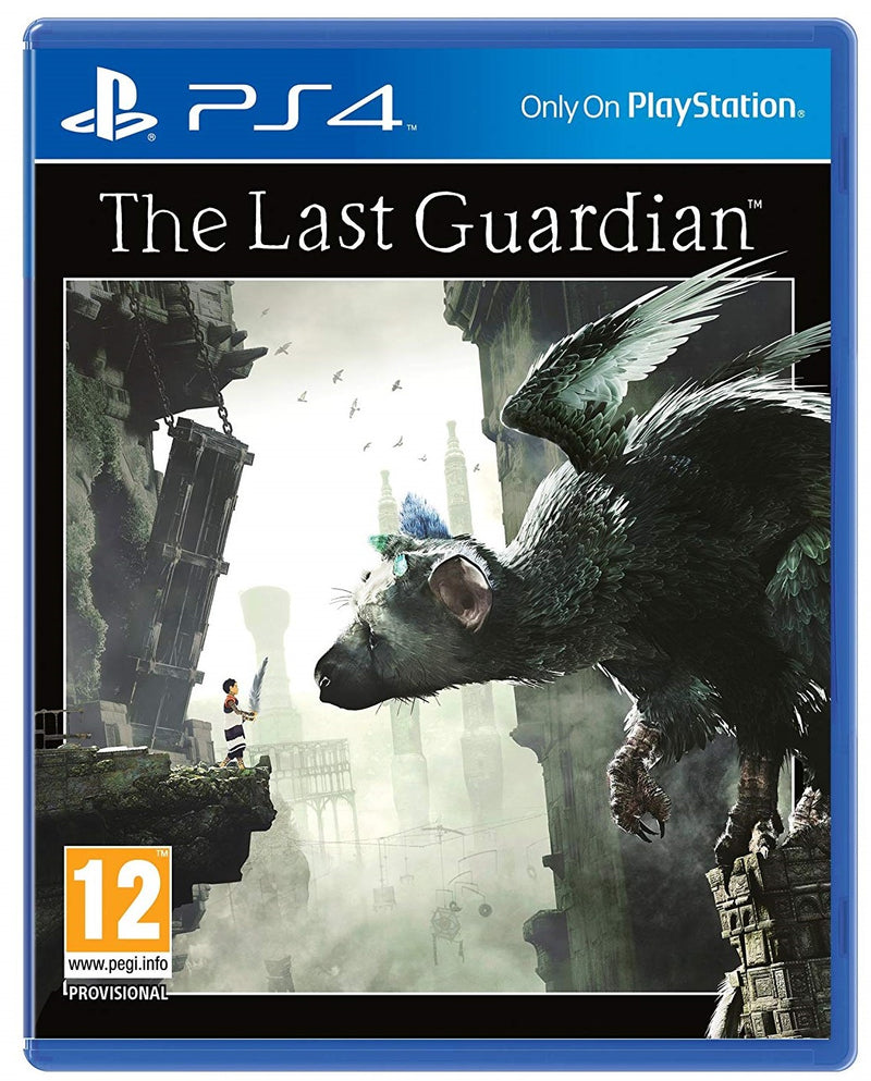 The Last Guardian (PS4) Used