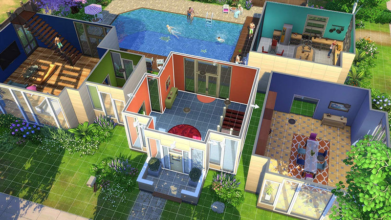 "The Sims 4 ""CATS & DOGS BUND"" (PS4)"