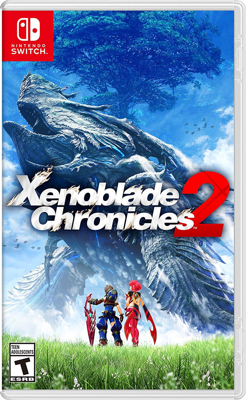 Shamy Stores Xenoblade Chronicles 2 ( Nintendo Switch) Nintendo Switch Nintendo Nintendo egypt