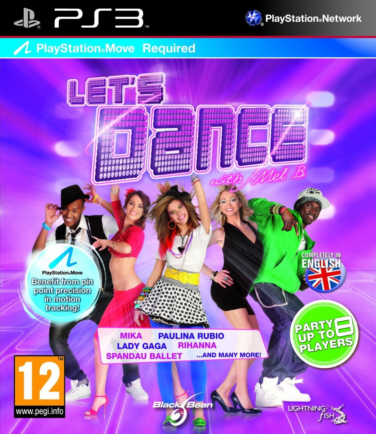 Let's Dance with Mel B - ShamyStores