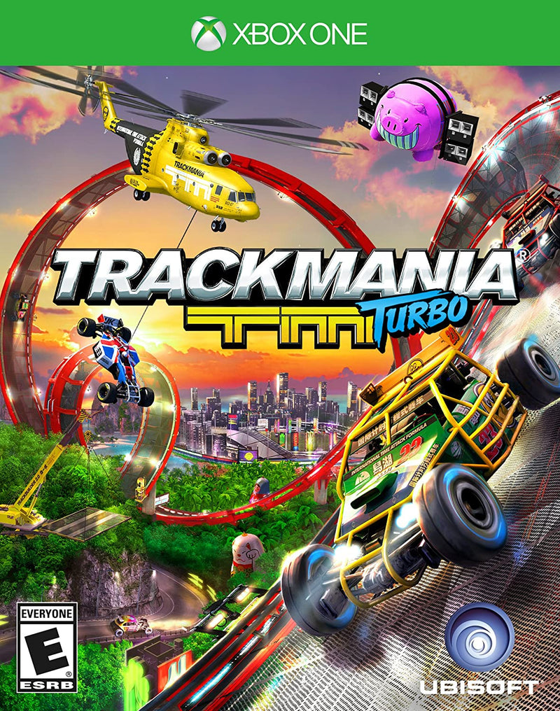 TrackMania Turbo (Xbox One) Used