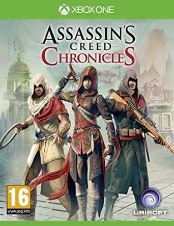Shamy Stores Assassin's Creed Chronicles trilogy (XBOX ONE) XBOX ONE Ubisoft Ubisoft egypt