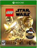 Shamy Stores Lego Star Wars The Force Awakens  DELUXE Edition(XBOX ONE) XBOX ONE Warner Bros. Warner Bros. egypt