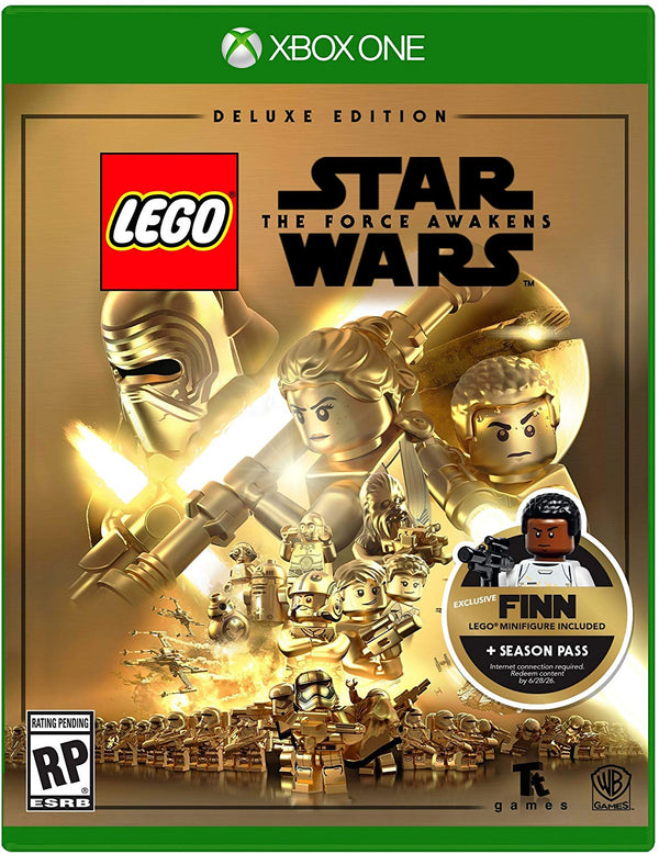 Lego Star Wars The Force Awakens  DELUXE Edition(XBOX ONE)