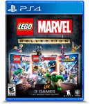 Shamy Stores Lego Marvel Collection (PS4) Used PS4 Game Warner Bros. Warner Bros. egypt