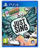 Shamy Stores Just Sing (PS4) Used PS4 Game Ubisoft Ubisoft egypt