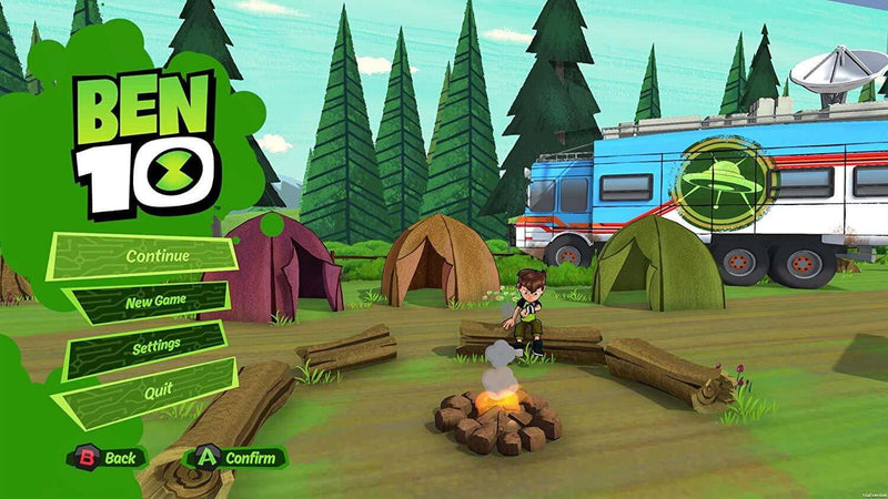 Buy Ben 10 (Switch) Nintendo Switch in Egypt - Shamy Stores