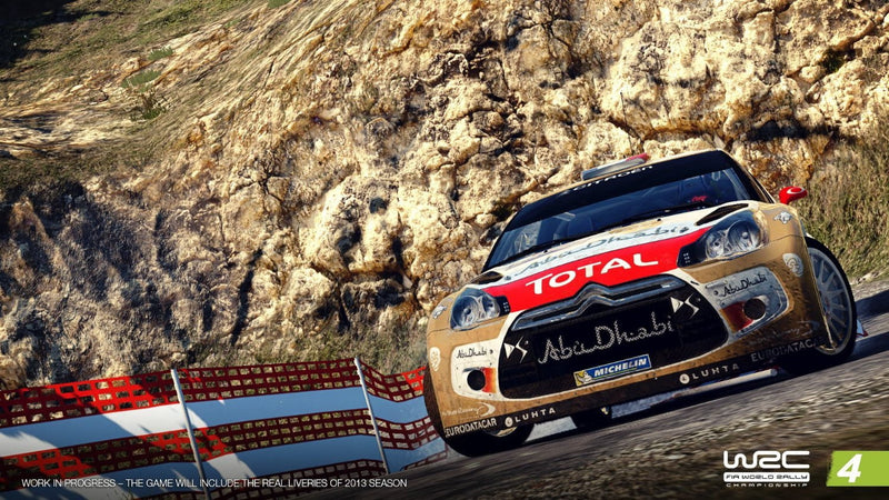 World Rally Championship (PS Vita)
