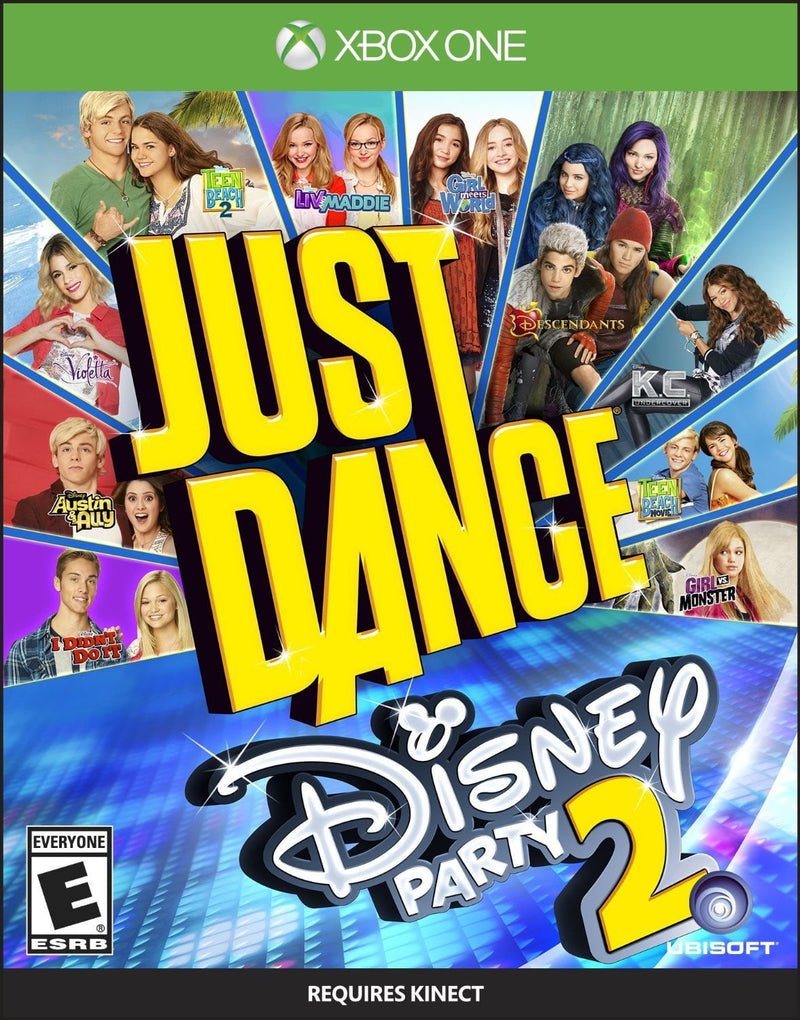 Shamy Stores Just dance Disney Party 2 (XBOX ONE) XBOX ONE ShamyStores ShamyStores egypt