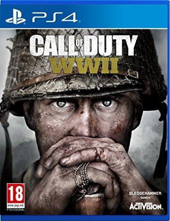 Buy COD WW II (Ar)(PS4) PS4 Game in Egypt - Shamy Stores