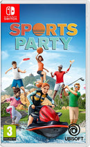 Shamy Stores Sports Party (Nintendo Switch) Nintendo Switch Ubisoft Ubisoft egypt