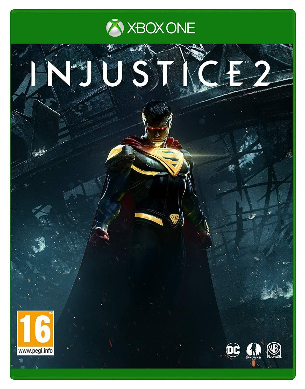 Buy Injustice 2 (XBOX ONE) XBOX ONE in Egypt - Shamy Stores
