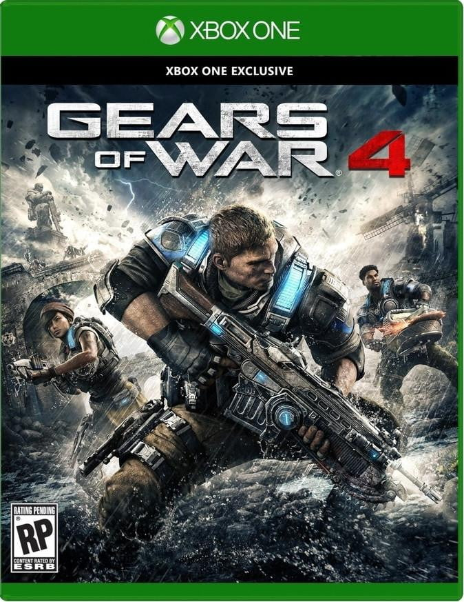 Gears of war 4 (XBOX ONE) XBOX ONE - Shamy Stores