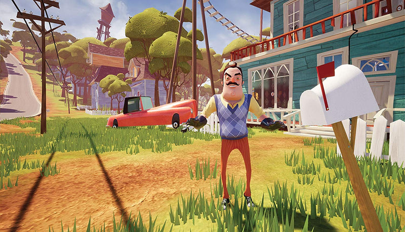 Hello Neighbor (PS4) Used