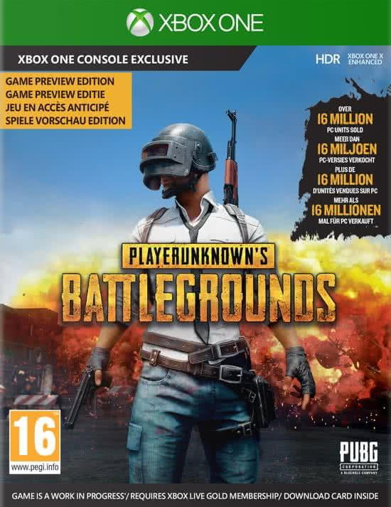 Buy PUBG Preview Edition (XBOX ONE) XBOX ONE in Egypt - Shamy Stores